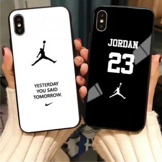 Ốp Lưng Kính Cường Lực Jordan