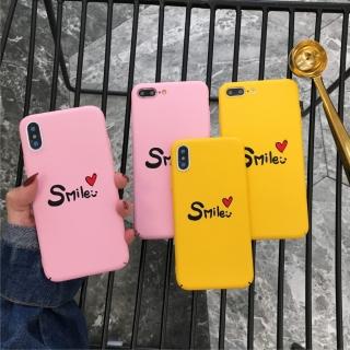 Ốp Lưng Silicon Smile