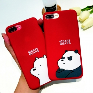 Ốp Lưng Silicon We Baby Bears