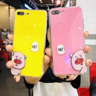 Ốp Lưng Heo Hi Kute Cartoon 3D