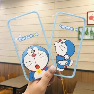 Ốp Lưng Viền Silicon Doraemon