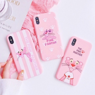 Ốp Lưng Silicon PinkPanther