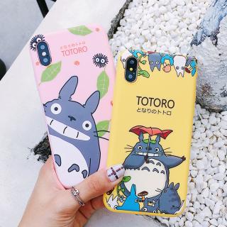 Ốp Lưng Silicon Totoro