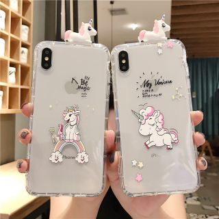 Ốp Lưng Silicon Chống Sốc My Unicorn