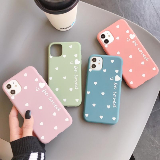 Ốp Lưng Silicon Be Loved