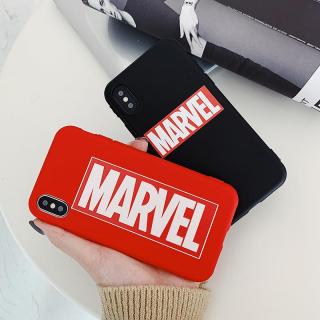 Ốp Lưng Silicon Marvel