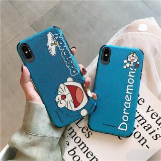 Ốp Lưng Da IMD Doraemon