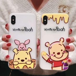 Ốp Lưng Silicon Winnie The Pooh