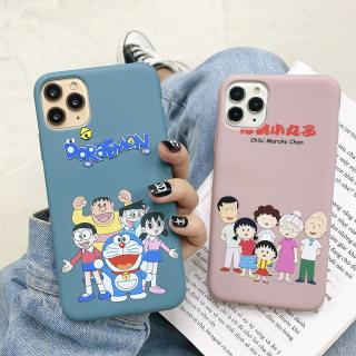 Ốp Lưng Silicon Doraemon x Maruko