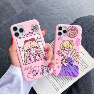 Ốp Lưng Silicon Sailor Moon