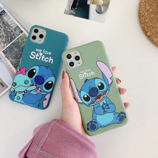 Ốp Lưng Silicon We Love Stitch 2