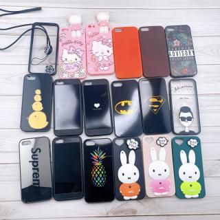 [ Iphone 5 ] Ốp Lưng Silicon Nhiều mẫu