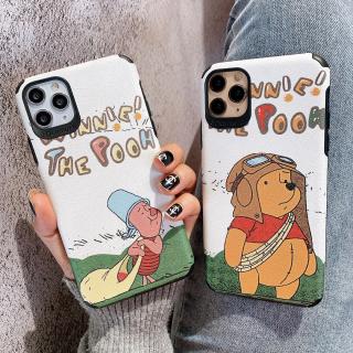 Ốp Lưng Da IMD Winnie The Pooh