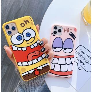 Ốp Lưng Silicon Spongebob