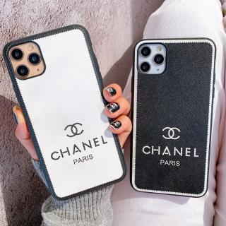 Ốp Lưng Da IMD Họa Tiết Chanel