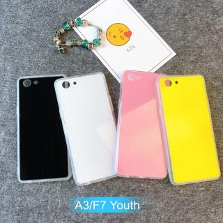 [Oppo F7 Youth/A3] Ốp Lưng Điện Thoại Giá Rẻ Nhiều Màu