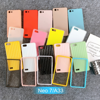 [Oppo Neo 7/A33] Ốp Lưng Điện Thoại Giá Rẻ Nhiều Màu