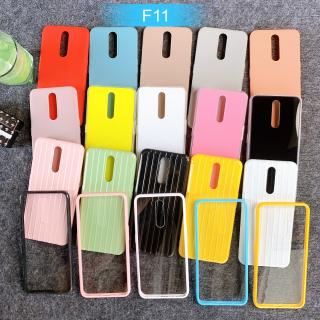 [Oppo F11] Ốp Lưng Điện Thoại Giá Rẻ Nhiều Màu