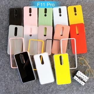 [Oppo F11 Pro] Ốp Lưng Điện Thoại Giá Rẻ Nhiều Màu