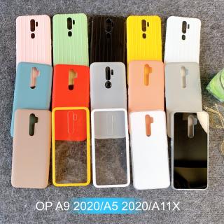 [Oppo OP A9 2020/A5 2020/A11X] Ốp Lưng Điện Thoại Giá Rẻ Nhiều Màu