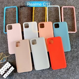 [Oppo Realme C11] Ốp Lưng Điện Thoại Giá Rẻ Nhiều Màu