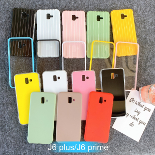 [Samsung J6 plus/J6 prime] Ốp Lưng Điện Thoại Giá Rẻ Nhiều Màu