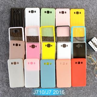[Samsung J710/J7 2016] Ốp Lưng Điện Thoại Giá Rẻ Nhiều Màu