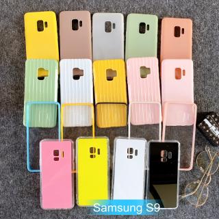 [Samsung S9] Ốp Lưng Điện Thoại Giá Rẻ Nhiều Màu