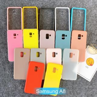 [Samsung A8 2018/A530] Ốp Lưng Điện Thoại Giá Rẻ Nhiều Màu