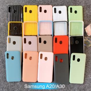 [Samsung A20/A30] Ốp Lưng Điện Thoại Giá Rẻ Nhiều Màu