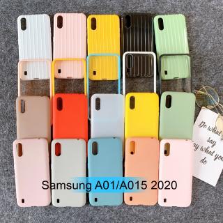 [Samsung A01/A015 2020] Ốp Lưng Điện Thoại Giá Rẻ Nhiều Màu