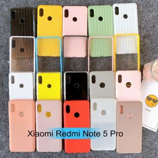 [Xiaomi Redmi Note 5 Pro] Ốp Lưng Điện Thoại Giá Rẻ Nhiều Màu