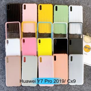 [Huawei Y7 Pro 2019/ Cx9] Ốp Lưng Điện Thoại Giá Rẻ Nhiều Màu