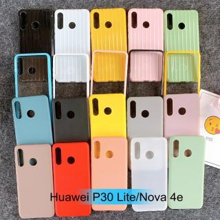 [Huawei P30 Lite/Nova 4e] Ốp Lưng Điện Thoại Giá Rẻ Nhiều Màu