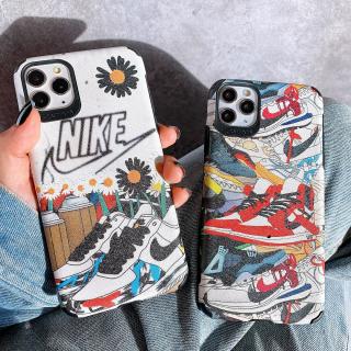 Ốp Lưng Da IMD Nike Sneakers