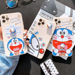 Ốp Lưng Silicon Bảo Vệ CAMERA Doraemon Every Day - Gắn Phụ Kiện Xoay 3D